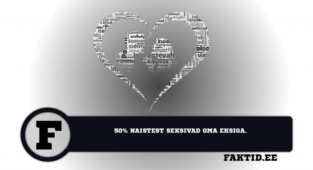 50% NAISTEST SEKSIVAD OMA EKSIGA. suhted 2 1024x558