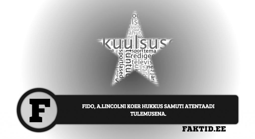 FIDO, A.LINCOLNI KOER HUKKUS SAMUTI ATENTAADI TULEMUSENA kuulsused 79 1024x558