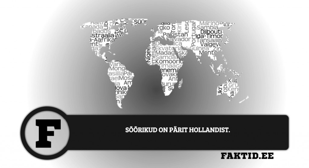 SÕÕRIKUD ON PÄRIT HOLLANDIST riigid 43 1024x558