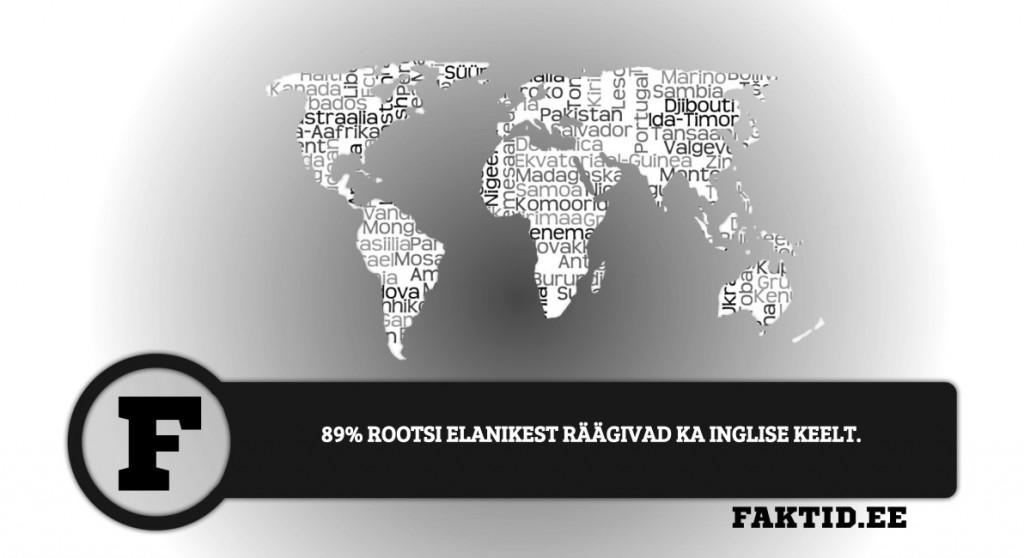 89% ROOTSI ELANIKEST RÄÄGIVAD KA INGLISE KEELT. riigid 83 1024x558