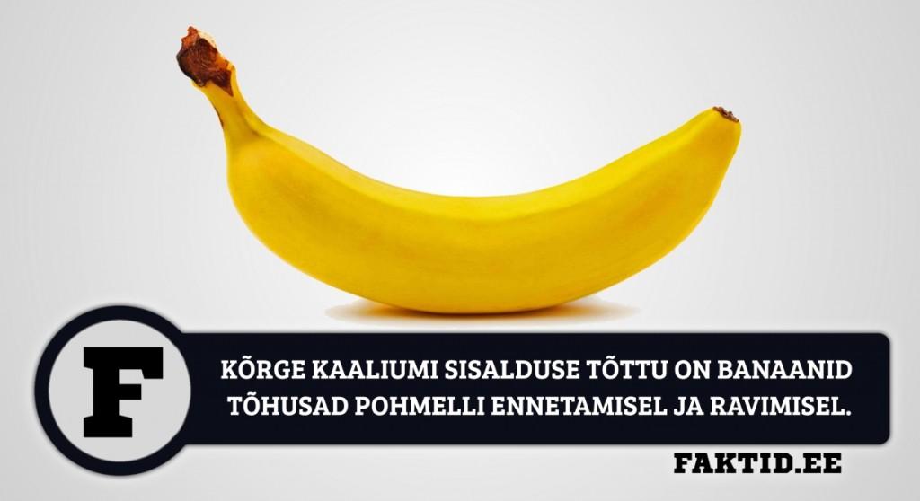 Banaan pohmell