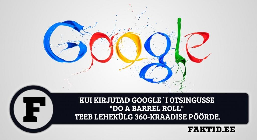 google do a parrel roll
